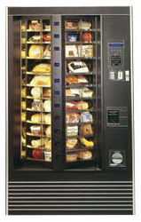Food and Sandwich Vending Machines