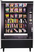 Snack Candy Vending Machine